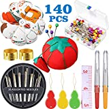 140 Pieces Sewing Tool Set Including Tomato Pin