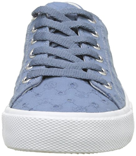 Romika Mujer Zapatillas Blau Soling 22 para Blau ZRIqwxRr0S