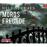 Mordsfreunde: 6 CDs (Ein Bodenstein-Kirchhoff-Krimi, Band 2)