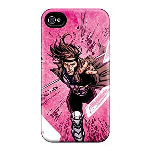 Shock Absorption Hard Cell-phone Cases For Iphone 6 (IiF16517JKNj) Allow Personal Design High Resolution Gambit I4 Skin