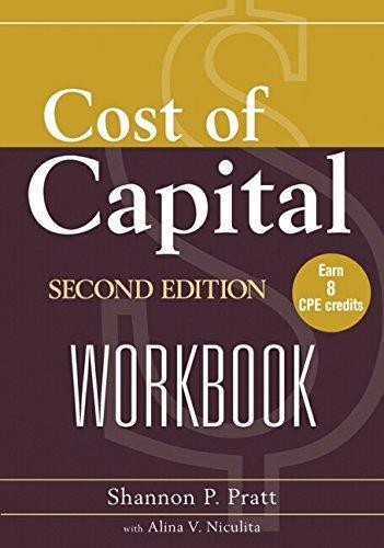 Download Cost of Capital Workbook Pdf