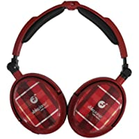 ABPXNC230R - Able Planet Extreme Foldable ANC Headphones (Red)