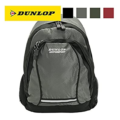 b5980b76e0 Amazon   [ダンロップ モータースポーツ]DUNLOP MOTORSPORT リュック リュックサック デイパック 小さめ キッズ メンズ  レディース 2DP6190DP mmt-001 ...