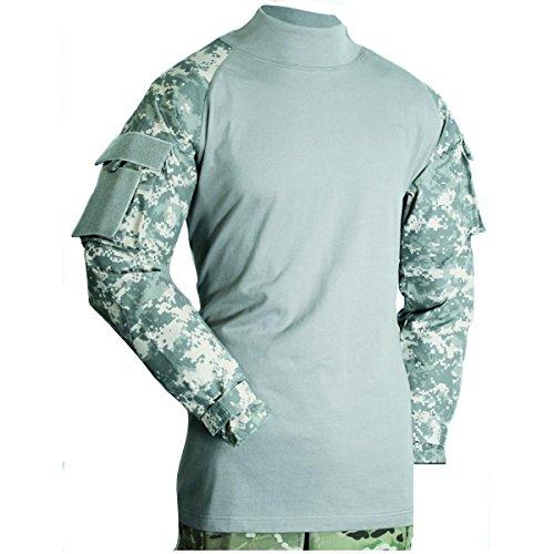 - VooDoo Tactical Combat Shirt (XX-Large, ACU)