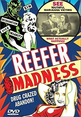 Image result for reefer madness