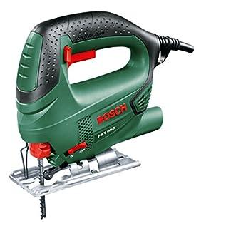 Bosch Stichsäge PST 650 (500 Watt, Schnitttiefe in Stahl/Holz 4mm/65mm, im Koffer) 13