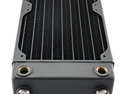 XSPC RX480 Radiator V3 for Computer Water Cooling Systems (NEW Version 3)