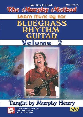 (Bluegrass Rhythm Guitar, Volume 2 )