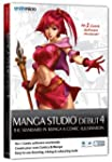 Manga Studio Debut 4.0 (Mac/PC CD)