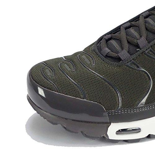Nike 852630 300 - Zapatillas de Malla Para Hombre Cargo Khaki/Dark Stucco 40,5 EU