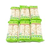 Cheap Organic Brown Crunchy Rice Rollers Delicious Snack Non GMO, Gluten Free 6 Packs (Total 12 pieces)