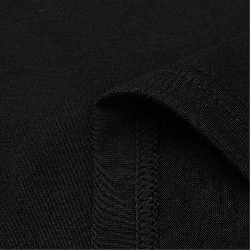 Cami Lâche Été Haut Débardeur Tank Hcfkj T Noir shirt Backless Débardeurs Pour Tops Sexy Décontracté Casual automne Col Blouse shirts Chemise Rond Femmes Tee 7qC7R