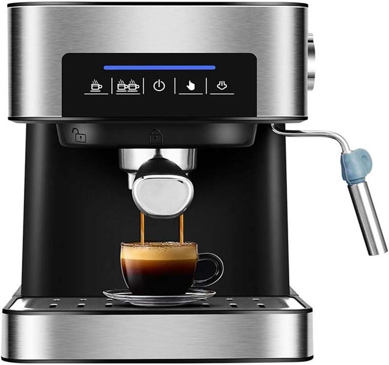 WADSYS MáQuina De Café, Cafetera De Filtro, con Filtro Reutilizable Y FuncióN De Mantener Caliente. Sistema Antigoteo, Negro,850W,1.5L: Amazon.es: Hogar