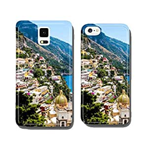 view of Positano cell phone cover case iPhone5