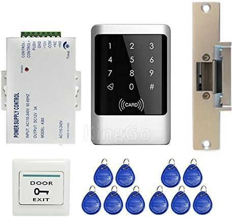 Full Complete RFID Door Access Control Kit Set for Single Door BF