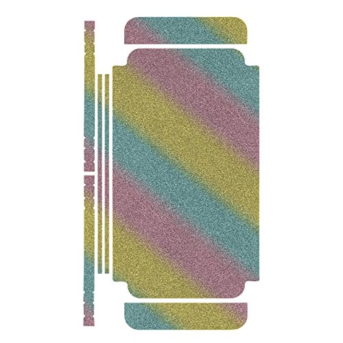 2 x Apple iPhone 7 / 8 Pellicola Protettiva brillantinate rainbow - PhoneNatic Pellicole Protettive