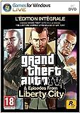 Gta Iv: Episodes From Liberty City - Édition Intégrale [Importación Francesa]