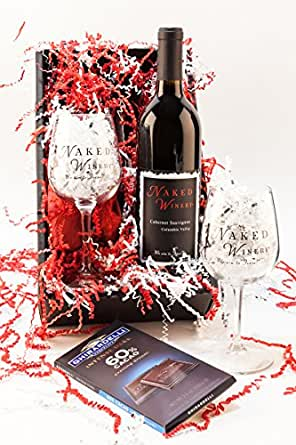 Wild Ride Cabernet Red Wine Gift Set, 1 x 750 mL