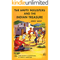 The Happy Hollisters and the Indian Treasure: (Volume 4)