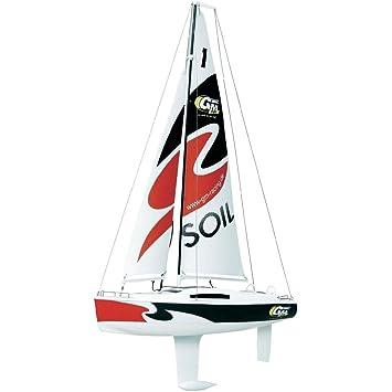 Segelboot zeichnung  Graupner 92301 - Soil Segelboot RTR, 2.4 GHz: Amazon.de: Spielzeug