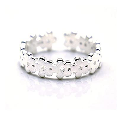 iszie jewellery sterling silver ringTop Finger Ring Middle