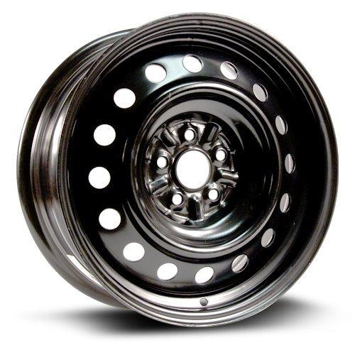 - RTX, Steel Rim, New Aftermarket Wheel, 16X6.5, 5X100, 54.1, 40, black finish, X40876