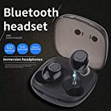 Clothful  Bluetooth 5.0 Headset Mini TWS Twins Wireless in-Ear...