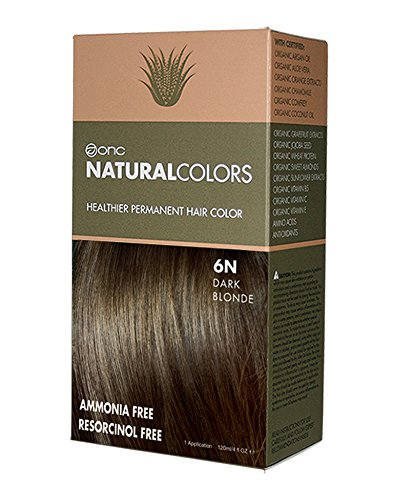 ONC NATURALCOLORS Blonde Healthier Permanent product image