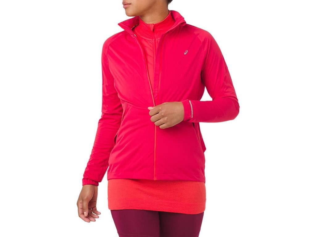ASICS 2012A018 Women's System Jacket, Samba, Small
