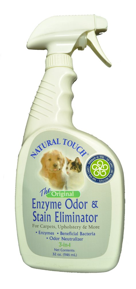 Nilotron Natural Touch Pet Enzyme Odor And Stain Eliminator