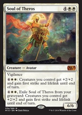 Amazon.com: Magic: the Gathering - Soul of Theros (034/269 ...
