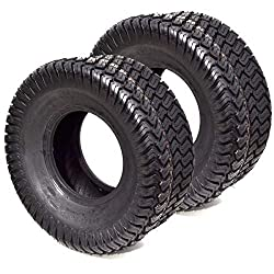 2PK 20x8x8 Turf Tires John Deere L100 105 110 Rear