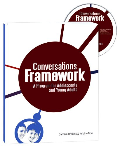 Read Online Conversations Framework: A Program for Adolescents and Young Adults pdf