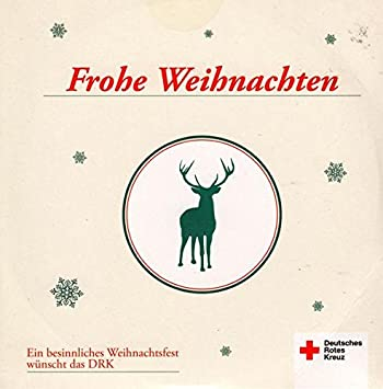Frohe Weihnachten Cd.Frohe Weihnachten By Anna Prohaska Etc Music Cd By Amazon Co Uk