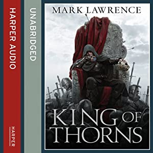 King of Thorns: Broken Empire 2 Audiobook