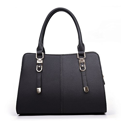Meoaeo black Nueva Bolsos Moda Gules Mujer Bolso Bolso xqxrfWZ0Bw