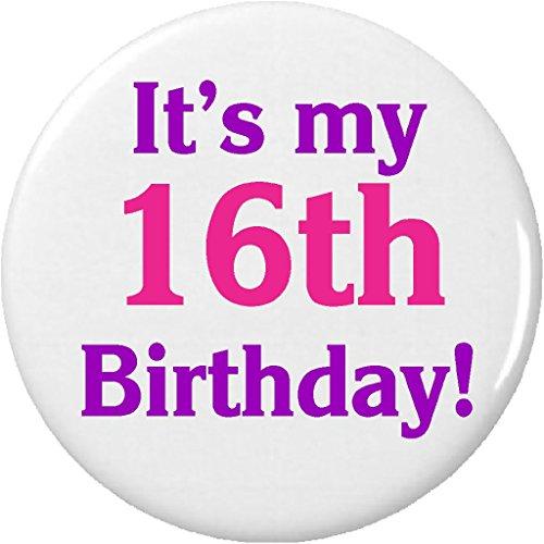 It's my 16th Birthday! 2.25