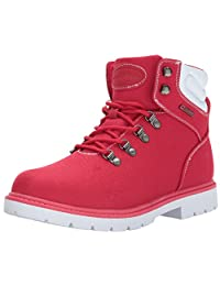"""Lugz Women's Grotto Ripstop 6"""" Work Boot"""
