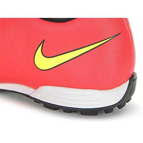 Noir Volt De 42 Pice Fussballschuhe Nike Hyper Dor Punch Mtallique Mercurial Monnaie Tf Vortex Ii Owqq17A4