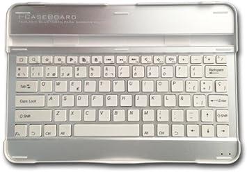 i-CaseBoard icase-05 - Funda con Teclado QWERTY español (con ...
