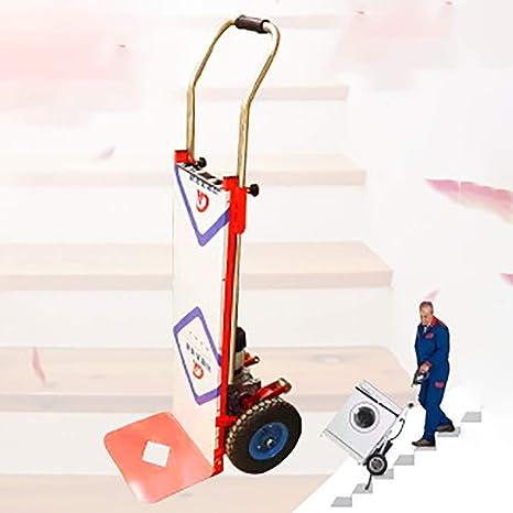 Carro del Escalador de la Escalera Que Sube, Coche Que Sube eléctrico Que Sube del Motor Grande, Carretilla eléctrica: Amazon.es: Deportes y aire libre