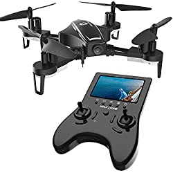 Holy Stone HS230 RC Racing FPV Drone with 5.8G LCD Screen