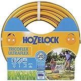 Hozelock Tricoflex Ultraflex Hose, Yellow, 12.5 mm x 20 m