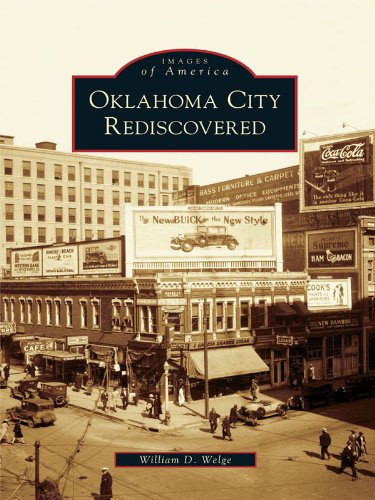 - Oklahoma City Rediscovered (Images of America)