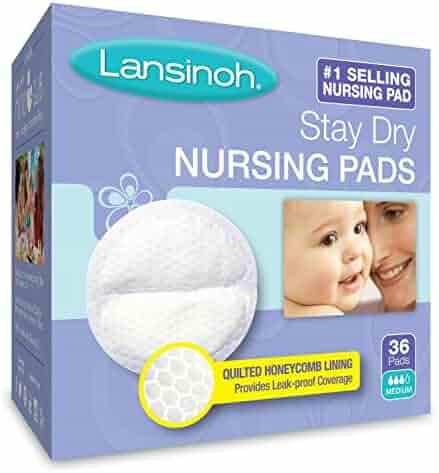 Lansinoh Disposable Nursing Pads, 36 count