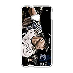 JETER Hansome Man Fahionable And Popular Back Case Cover For HTC One M7