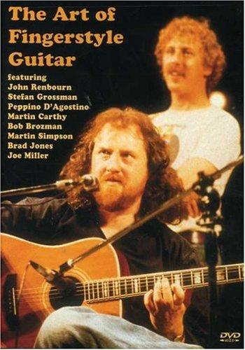 Art of Fingerstyle Guitar [DVD] [Import] B00030603S