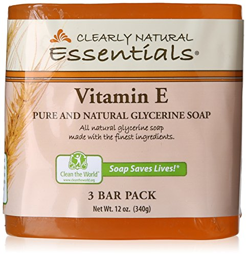 clearly-natural-glycerine-bar-soap-vitamin-e-12-ounce-pack-of-8