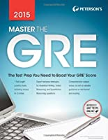 Master the GRE 2015