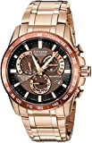 Citizen Men's AT4106-52X Eco-Drive Perpetual Atomic Clock Synchronization Dress Watch